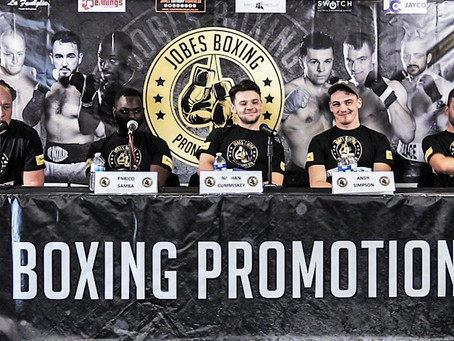 Jobes Boxing Gym Boxing Promotions