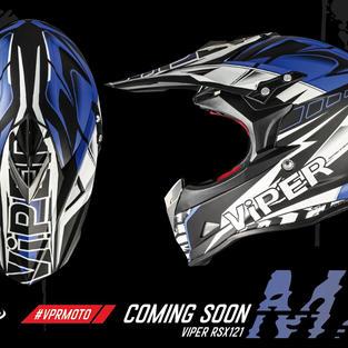 'Get Dirty' Viper MX Range Helmets