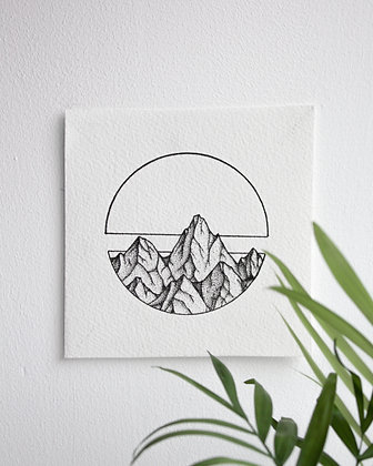 'Divided Mountain'
