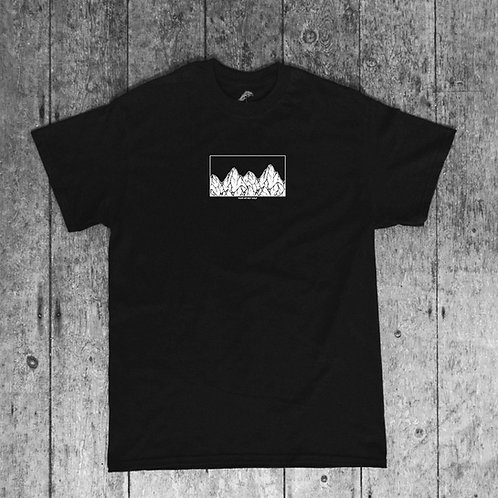 Limited Edition Unisex Rise Up 'For The Mountains' Tee