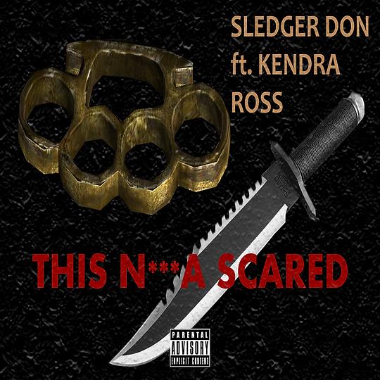 THis Nigga Scared