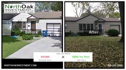 8200 E 86th - Exterior - After - North Oak Investment Rehab Lender Kansas City Flip Funding Construc