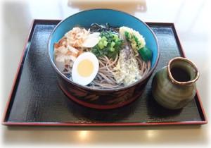 わさび菜そば/1,220円税込