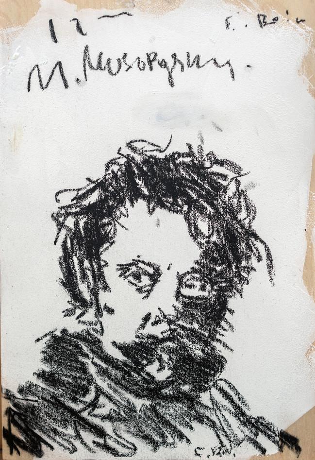 M. Musorgsky #1
