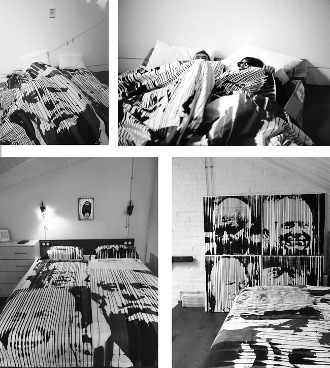 Bedcover. With Galina Boikova