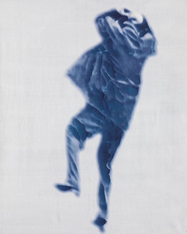 Kinematics of protest / Monochrome. Unknown #2 / 2012