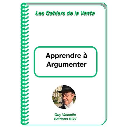 Apprendre A Argumenter