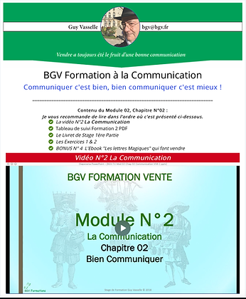 Formation à la Communication