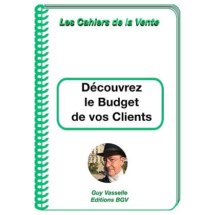 Découverte du Budget