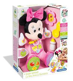 Baby Minnie LaMia Amica Bambola