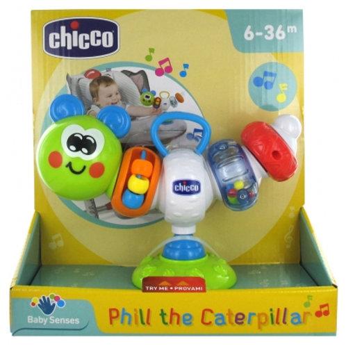 Phill the Caterpillar