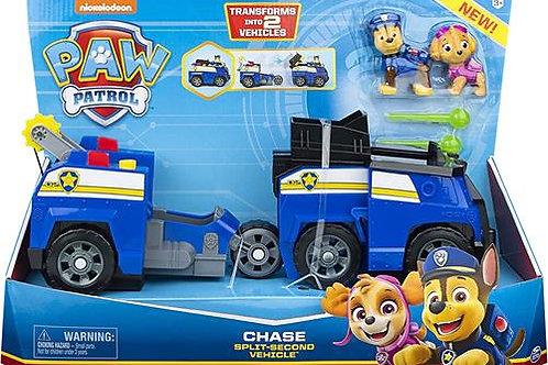 Chase Split Second Vehicle