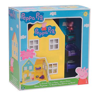 Casa di Peppa Pig De Luxe