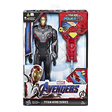 Iron Man parlante