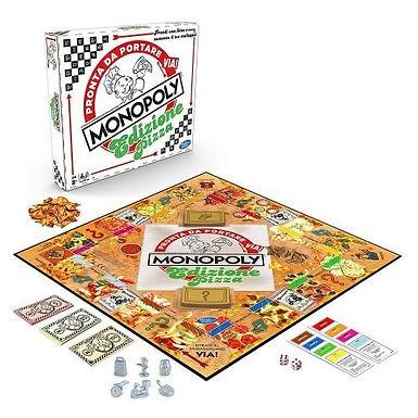 Monopoly Edizione Pizza