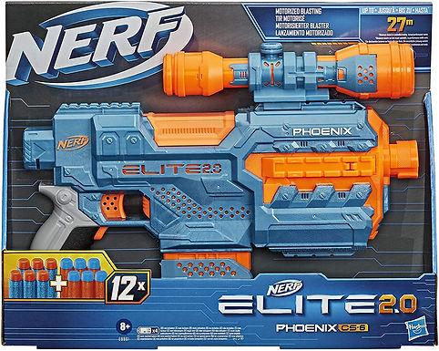 Nerf Elite 2.0 Phoeenix cs6