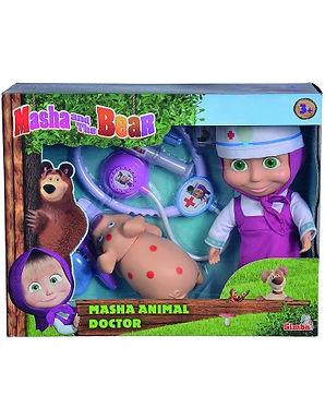 Masha Animal Doctor