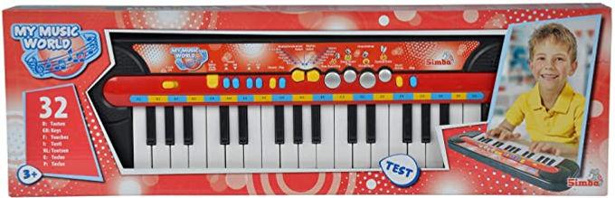 Pianola Musicale con Ritmi