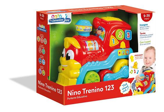 Nino Trenino 123