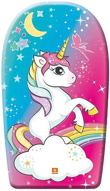 Tavola mare unicorno