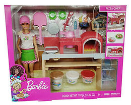 Barbie Pizzeria