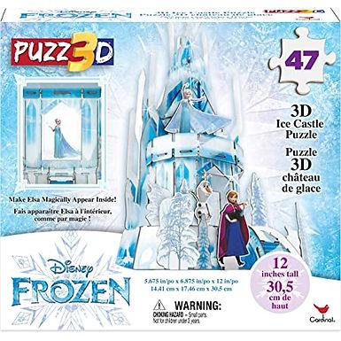 Puzzle 3 D Frozen