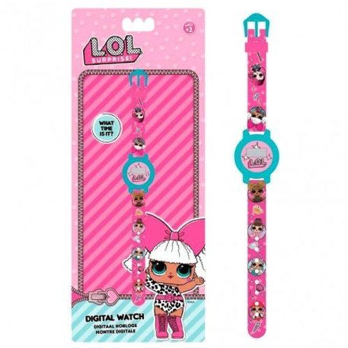Digital Watch Lol Surprise