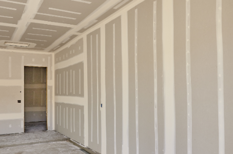 Once you pick the right drywall, how do you finish it?