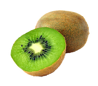 Kiwifruit, green, raw