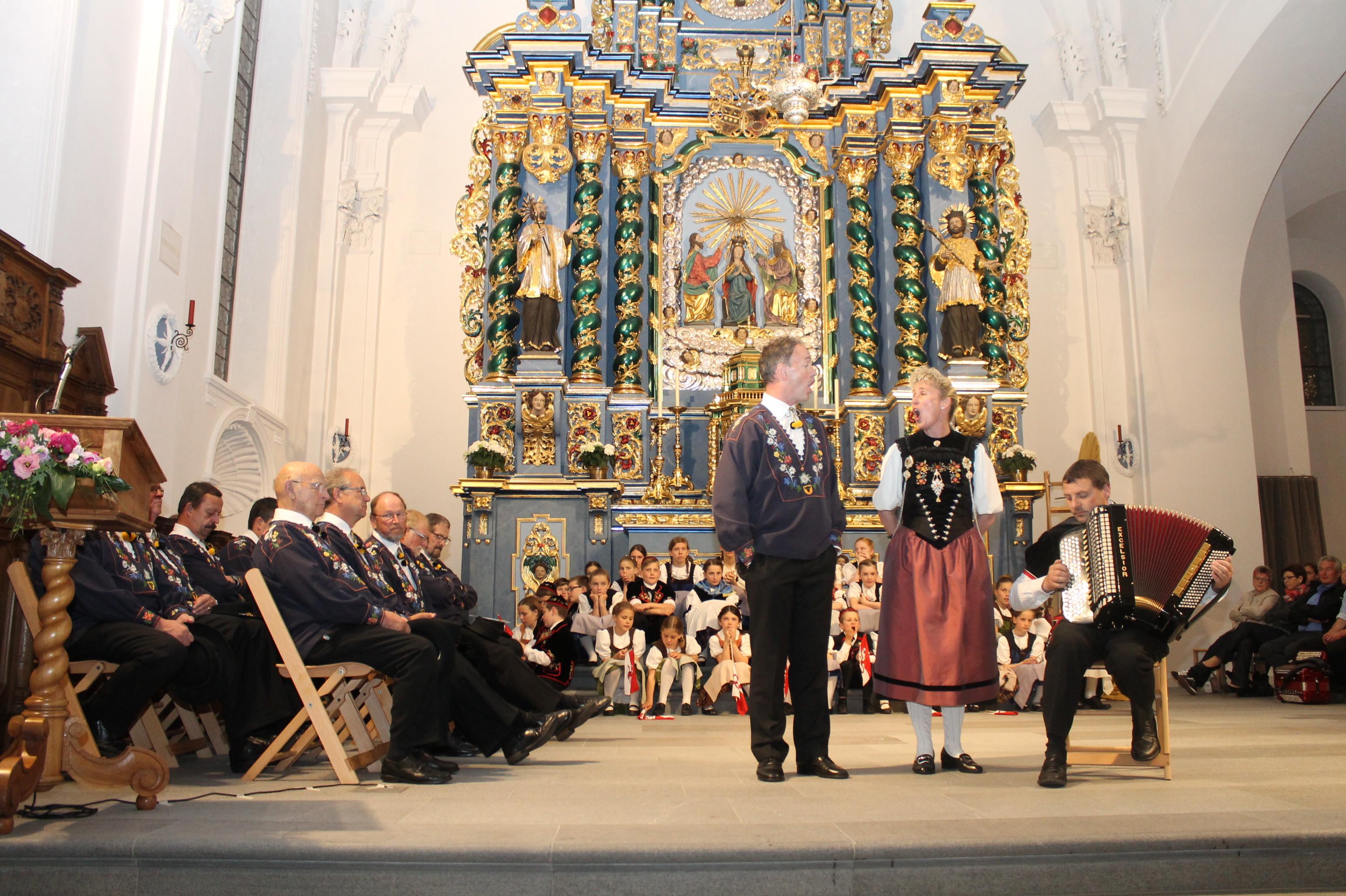 Jubiläumskonzert Bärgblemli Schattdorf 13. Mai  (18)