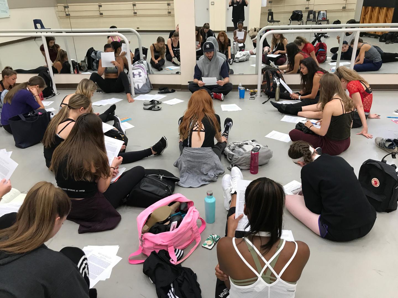 Unions/Dancer's Alliance Seminar