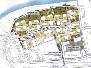 Klosterneuburg beschließt das Leitbild fürs Kasernengebiet