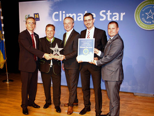 Klosterneuburg mit europäischem Klimapreis ausgezeichnet!