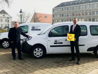 Zweites E-Auto für Stadtverwaltung