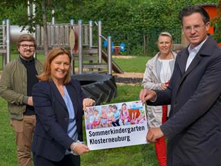 Sommerkindergarten für Klosterneuburg