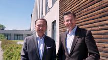 Gesundheitsressort Donaupark: Erfolg für nachhaltige Standortpolitik