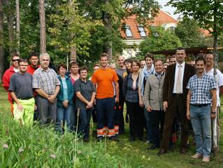 Naschgarten und Baumkataster als Studienobjekte