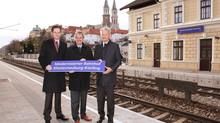 NÖ & Wien schnüren Bahn-Paket: Mehr Züge in Stoßzeiten ab Dezember 2017