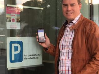A1 Handyparken bald auch in Klosterneuburg
