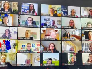 Internationaler Frauentag Online – ein voller Erfolg!