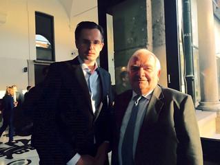Bürgermeister Schmuckenschlager bei EPP in Mailand