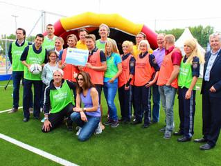 1. Tag des Sports in Klosterneuburg mit 5.000 Besuchern ein Riesenerfolg