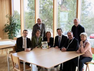 Lösung dank St. Vitus: Pfarre macht Platz für den neuen Kindergarten