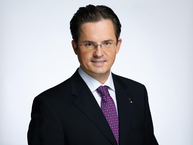 5 Jahre Bürgermeister Stefan Schmuckenschlager Volkspartei