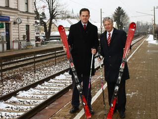 Fahrplanwechsel: Klosterneuburg erhält Anschluss an die Weststrecke