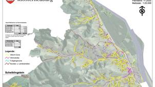 30er Zone in Wohnstraßen