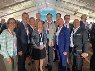Klosterneuburg beim ÖVP-Bundesparteitag stark vertreten