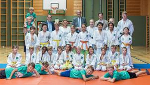 Bildungsminister Faßmann zu Besuch in Klosterneuburg