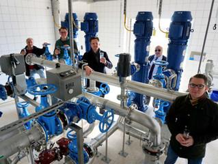 Für qualitätsvolles Trinkwasser: eine Studie soll in Sachen Enthärtung Aufschluss geben