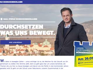 Personenkomitee Bürgermeister Schmuckenschlager